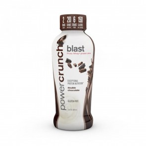 Power Crunch Double Chocolate Blast Protein Drink | Power Crunch Chocolate RTD