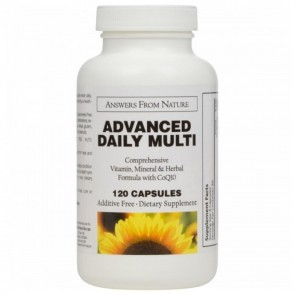Multivitamin with CoQ10 | Multivitamin with CoQ10 Answers from Nature