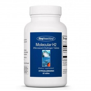 Allergy Research Group Molecular H2 60 Tablets