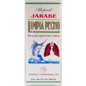 Alopecil Jarabe Limpia Pecho 8 fl oz
