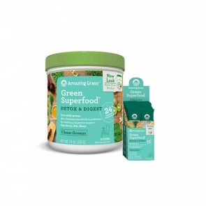 Detox and Digest Green SuperFood   Amazing Grass Detox and Digest