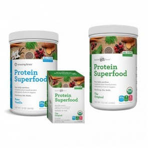 Amazing Grass Protein SuperFoods | Protein SuperFoods