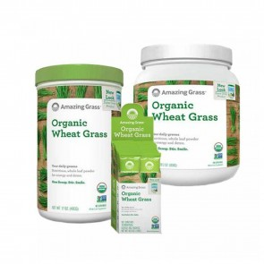 Amazing Grass Organic Wheat Grass | Organic Wheat Grass