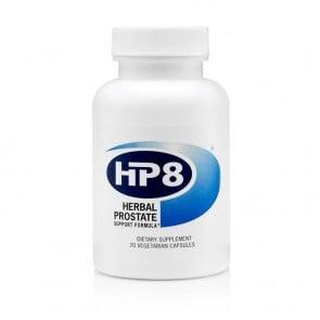 American BioSciences HP8 Herbal Prostate 70 Vegetarian Capsules