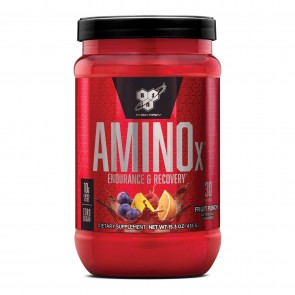 BSN Amino X Fruit Punch 15.3 oz