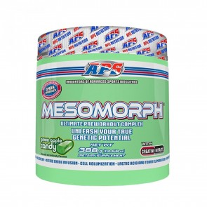 APS Mesomorph Green Apple Candy 388g