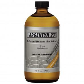 Argentyn 23 Professional Bio-Active Silver Hydrosol 16 fl oz