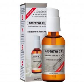 Argentyn 23 Professional Silver First Aid Gel 2 fl oz