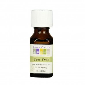 Aura Cacia Essential Oil Tea Tree 0.5 fl oz