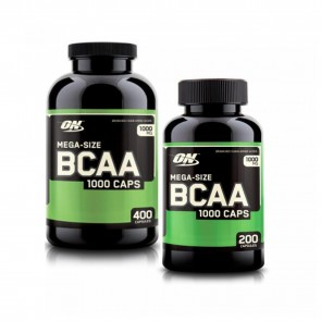 BCAA 1000 Capsules by Optimum Nutrition