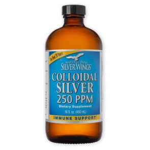Colloidal Silver 250 PPM 16 fl oz