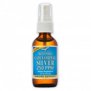 Colloidal Silver 250 PPM 2 fl oz Spray