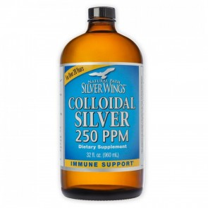 Colloidal Silver 250 PPM 32 fl oz