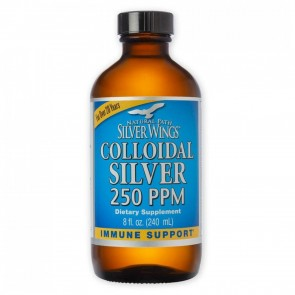 Colloidal Silver 250 PPM 8 fl oz