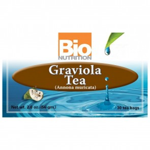 Bio Nutrition - Graviola Tea Immune Support - 30 Tea Bags