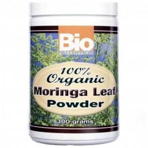 Bio Nutrition 100% Organic Moringa Leaf Powder - 300 Grams