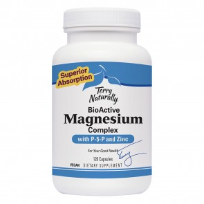 Terry Naturally BioActive Magnesium Complex