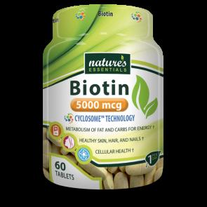 Natures Essentials Biotin | Natures Essentials Biotin Reviews