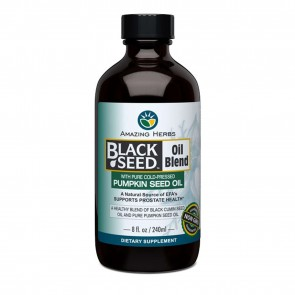 Black Seed and Pumpkin Seed Oil