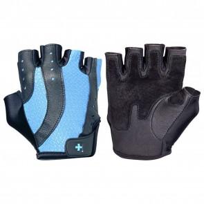 Harbinger Women's Pro Gloves Leather Black/Grey Small (14912)