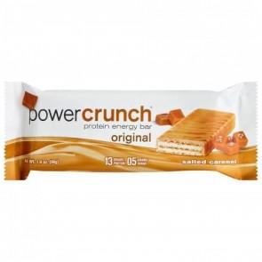 BNRG, Power Crunch Energy Bar, Salted Caramel 1.4 oz Each