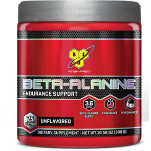 BSN Beta Alanine Unflavored 75 Servings