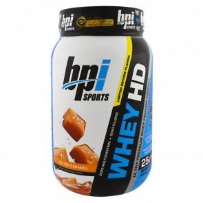 BPI Whey HD Salted Caramel 4.57 lbs