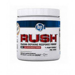 BPI Rush Blue Raspberry 4.23 oz