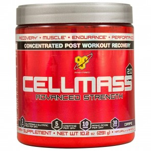 BSN Cellmass 2.0 Grape 10.2 oz