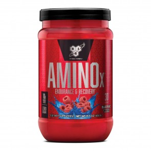 BSN Amino X Blue Raspberry 15.3 oz
