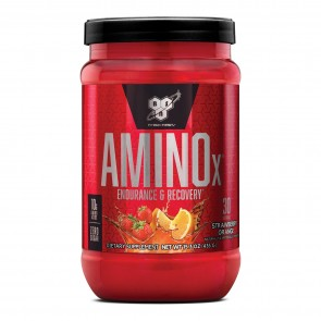 BSN Amino X Strawberry Orange 15.3 oz