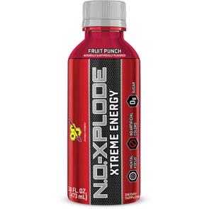 BSN N.O.-Xplode RTD Xtreme Energy Fruit Punch 16fl oz
