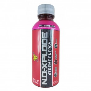 BSN N.O.-Xplode RTD Xtreme Energy Watermelon 16fl oz