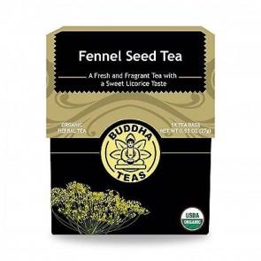 Buddha Teas Fennel Seed Tea - 18 tea bags