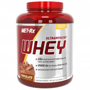 MET-Rx Ultramyosyn Whey Chocolate 5 Pounds