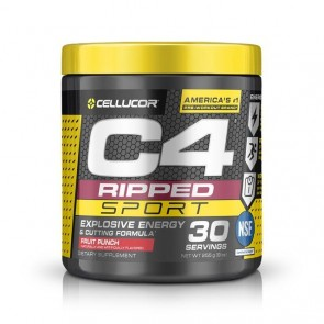 Cellucor C4 Sport Ripped Fruit Punch