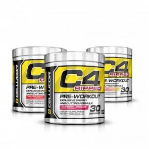 C4 Ripped Pre-workout Cutting Formula