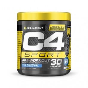 Cellucor C4 Sport Blue Raspberry