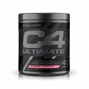 C4 Ultimate Pre Workout Strawberry Watermelon 40 Servings