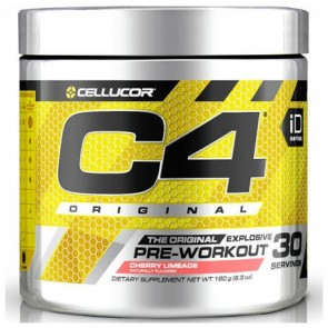 Cellucor C4 Original ID Series Cherry Limeade 30 Servings 180 Grams