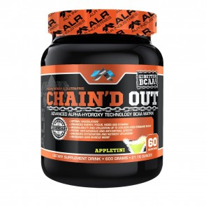 Chain'd Out BCAA Appletini 60 Servings (621 Grams) by ALR Industries