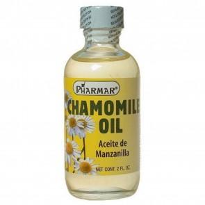 PHARMAR Chamomile Oil Aceite de Manzanilla 2 fl oz