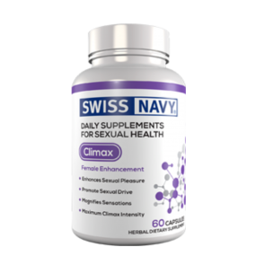 Swiss Navy Climax 60 Capsules