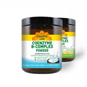 Country Life Coenzyme B-Complex Powder