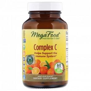 MegaFood Complex C 60 Tablets