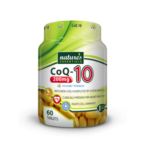 Natures Essentials CoQ10 | Natures Essentials CoQ10 Review
