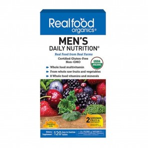 Country Life Realfood Organics Men's Daily Nutrition 60 tablets
