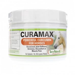 Terry Naturally Curamax Powerful Curcumin for Horses