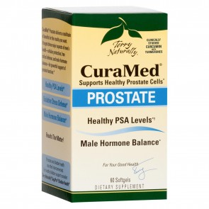 Terry Naturally CuraMed Prostate | CuraMed Prostate
