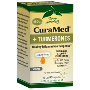 CuraMed with Turmerones